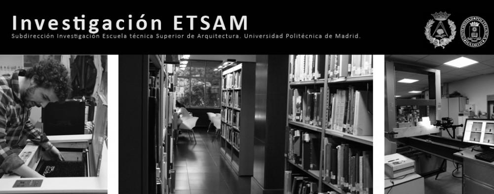 Investigación ETSAM